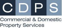 Commercial and Domestic Property Services logo